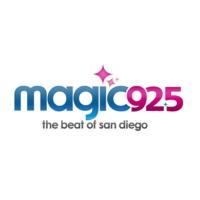 Logo of radio station XHRM Magic 92.5