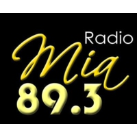 Logo of radio station Mia 89.3 FM