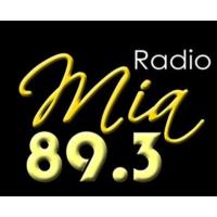 Logo de la radio Mia 89.3 FM