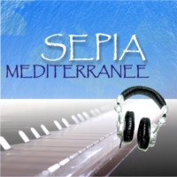 Logo of radio station SEPIA MEDITERRANEE