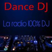 Logo of radio station dance dj