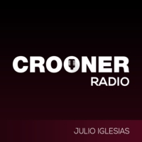Logo de la radio Crooner Radio Julio Iglesias