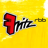 Logo of radio station Fritz