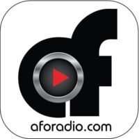 Logo of radio station AFO Radio