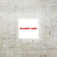 Logo of radio station Gradski Radio Osijek 99.1 FM