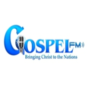 Logo of radio station Gospel FM Jamaica