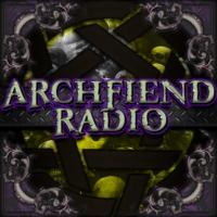 Logo of radio station Archfiend Radio
