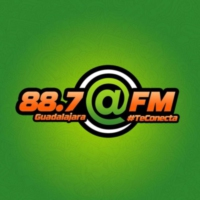Logo of radio station XHGDL @ FM  88.7