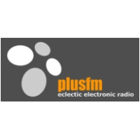 Logo of radio station Plus FM