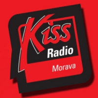 Logo of radio station Kiss Radio - Morava