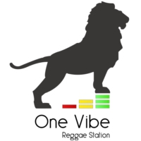 Logo of radio station One Vibe Reggae Station