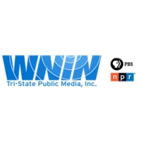 Logo of radio station WNIN