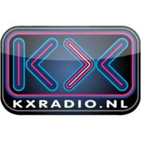 Logo of radio station KXradio