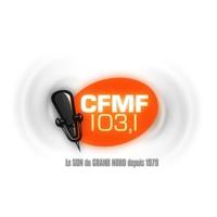 Logo de la radio CFMF 103.1 FM