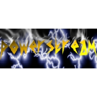 Logo of radio station Power Stream