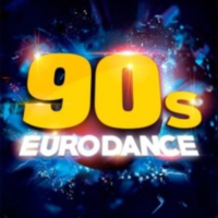 Logo of radio station 90s Eurodance