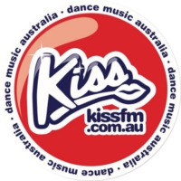 Logo of radio station Kiss FM 87.6 - 88.0