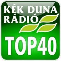 Logo of radio station KÉK DUNA - Top40