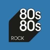 Logo de la radio 80s80s Rock Radio