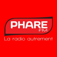 Logo of radio station PHARE FM