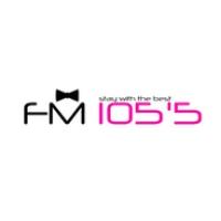 Logo de la radio Hay FM 105.5