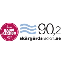 Logo of radio station Skärgårdsradion
