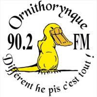 Logo of radio station Ornithorynque 90.2 FM