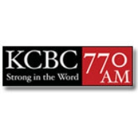 Logo of radio station KCBC 770
