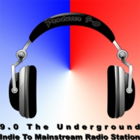 Logo of radio station 9.0 The Underground