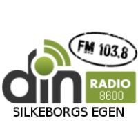 Logo de la radio Din Radio Silkeborg 103.8 FM