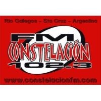 Logo of radio station FM Constelación
