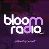Logo of radio station Bloom Radio