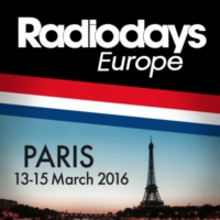 Logo of radio station Radiodays Europe