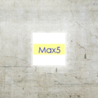 Logo of radio station Max5