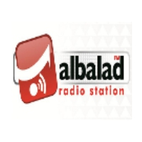 Logo of radio station Albalad FM 106.5