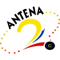 Logo of radio station Antena 2 Barranquilla 1400 AM