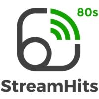 Logo de la radio StreamHits 80s