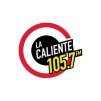 Logo of radio station XHXT La Caliente 107.3 FM