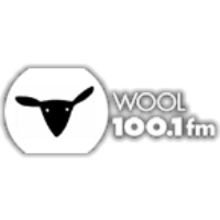 Logo of radio station WOOL Black Sheep Radio