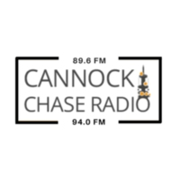 Logo of radio station Cannock Chase Radio