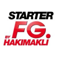 Logo of radio station FG STARTER FG