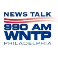 Logo of radio station WNTP