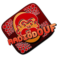Logo of radio station Radiodouf