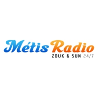 Logo of radio station MÉTIS RADIO