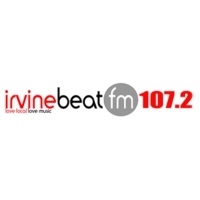 Logo of radio station Irvine Beat FM