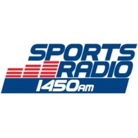 Logo of radio station 1450 AM ESPN Ventura County