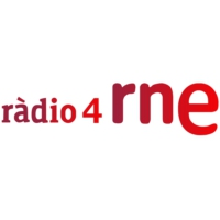Logo of radio station RNE Ràdio 4