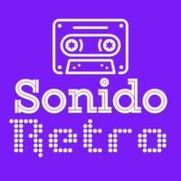 Logo of radio station Sonido Retro Radio