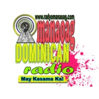 Logo of radio station Manaoag Dominican Radio