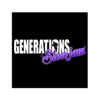 Logo of radio station Générations Slowjam